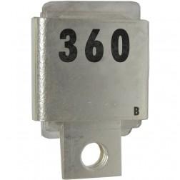 J101-360B  Metal Cased Mica Capacitor, 360pf