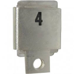 J101-4  Metal Cased Mica Capacitor, 4pf