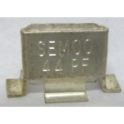 J101-44-C  Metal Cased Mica Capacitor, 44pf