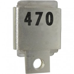 J101-470  Metal Cased Mica Capacitor, 470pf