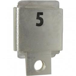 J101-5  Metal Cased Mica Capacitor, 5pf