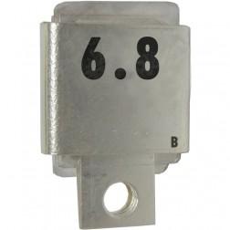 J101-6.8B  Metal Cased Mica Capacitor, 6.8pf