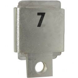 J101-7  Metal Cased Mica Capacitor, 7pf