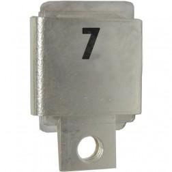J101-7  Metal Cased Mica Capacitor, 7pf