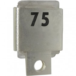 J101-75  Metal Cased Mica Capacitor, 75pf