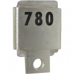 J101-780  Metal Cased Mica Capacitor, 780pf