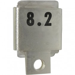 J101-8.2  Metal Cased Mica Capacitor, 8.2pf
