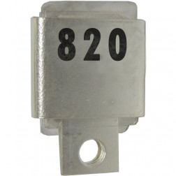 J101-820  Metal Cased Mica Capacitor, 820pf