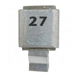 J602-27 Capacitor 27pf unelco