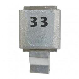 J602-33 Capacitor 33pf unelco