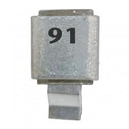 J602-91 Capacitor 91pf unelco