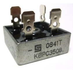 KBPC35-08 Rectifier, bridge 35amp 800v