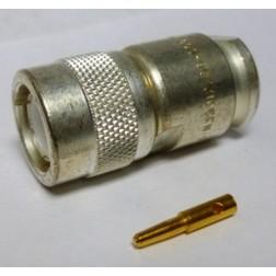 KD-59-119  Type-C Male Clamp Connector, RG8, RG213, RG214, Kings