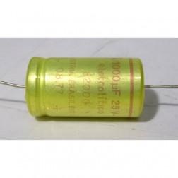 KEA601 Axial Lead Capacitor, INDUSTRIA BRASILEIRA