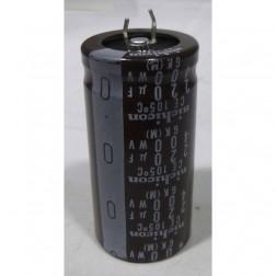 LP3J400U221 Capacitor, snap lock, 220uf 400v, Elna