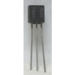 MC78L08  Transistor, 100ma Positive Voltage Regulator