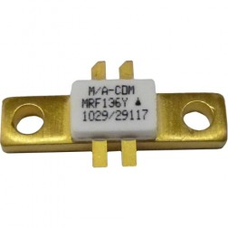 MRF136Y-MA Transistor, M/A-COM, 30 watt, 28v, 400 MHz