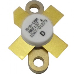 MRF137-MA Transistor, M/A-COM, 30 watt, 28v, 400 MHz