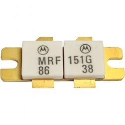 MRF151G-MOT RF Power Field-Effect Transistor, 300 W, 50 V, 175 MHz, N-Channel Broadband MOSFET, Motorola