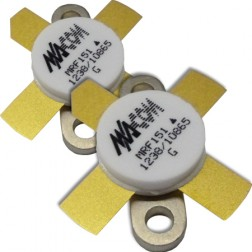 MRF151MP-MA RF Power Field-Effect Transistor, Matched Pair, 150 W, 50 V, 175 MHz N-Channel Broadband MOSFET,  M/A-COM