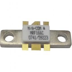MRF166C-MA Transistor, RF MOSFET, 20W, 500MHz, 28V, M/A-COM