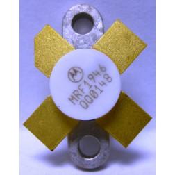 MRF1946 Transistor, NPN Silicon Power Transister, 30 Watt, 10 dB, 12.5 Volt, 175 MHz, Motorola