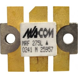 MRF275L-MA Transister, RF MOSFET, 100W, 500MHz, 28V, M/A-COM