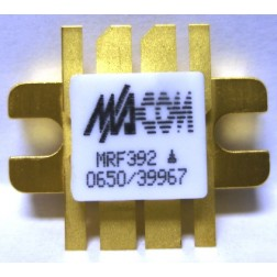 "MRF392-MA Controlled ""Q"" Broadband Power Transistor, 125W, 30 to 500MHz, 28V, M/A-COM"
