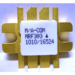 "MRF393-MA Controlled ""Q"" Broadband Power Transistor, 100W, 30 to 500MHz, 28V, M/A-COM"