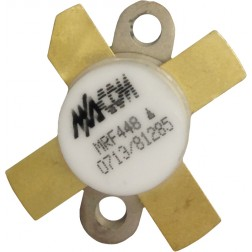 MRF448-MA  Transistor, M/A-COM, 250 watt, 50v