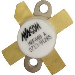 MRF448-MA NPN Silicon Power Transistor, 250 W, 30 MHz, 50 V, M/A-COM