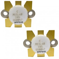 MRF648MP Transistor, Motorola, Matched Pair