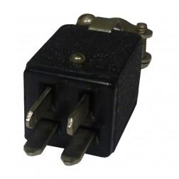P304CCT 4 Pin Cinch Plug Connector (Jones)