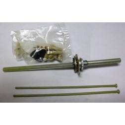 PA301  Band Switch Assembly, 4-6 sections, Centralab