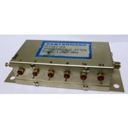 PE7011-6A  Programmable Attenuator, 63dB, 0.5 watt, DC-1000 MHz, SMA Female, Pasternack (Clean Used)