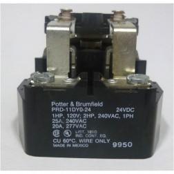 PRD11DYO-24; Relay, p & amp; b dpdt