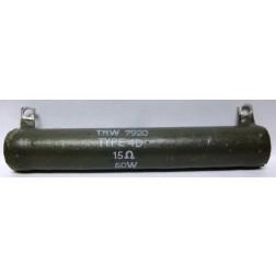 R50-15 Resistor 15ohm 50w, TRW