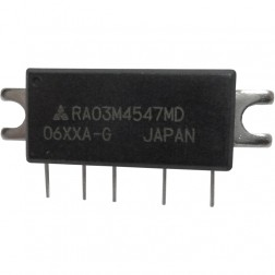 RA03M4547MD RF Module, 450-470 MHz, 2 Watt, 7.2v