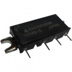 RA07H0608M RF Module, 68-88 MHz, 7 Watt, 12.5v