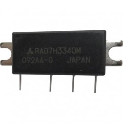 RA07H3340M RF Module, 330-400 MHz, 7 Watt, 12.5v