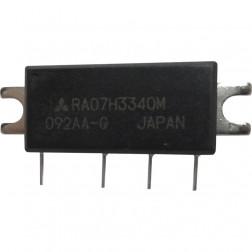 RA07H3340M RF Module, 330-400 MHz, 7 Watt, 12.5v