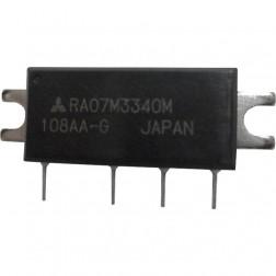 RA07M3340M RF Module, 330-400 MHz, 7 Watt, 7.2v