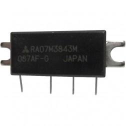 RA07M3843M RF Module, 378-430 MHz, 7 Watt, 7.2v