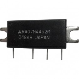 RA07M4452M RF Module, 440-520 MHz, 7 Watt, 7.2v