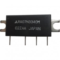 RA07N3340M RF Module, 330-400 MHz, 7 Watt, 9.6v
