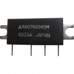 RA07N3340M RF Module, 330-400 MHz, 7 Watt, 9.6v