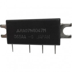 RA07N4047M RF Module, 400-470 MHz, 7 Watt, 9.6v