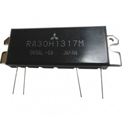 RA30H1317M  RF Module, 135-175 MHz, 30 Watt, 12.5v