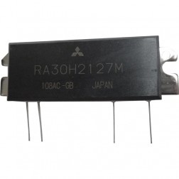 RA30H2127M  RF Module, 210-270 MHz, 30 Watt, 12.5v