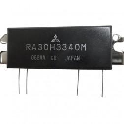 RA30H3340M  RF Module, 330-400 MHz, 30 Watt, 12.5v